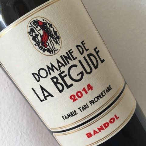 BANDOL ROUGE 2014 DOMAINE DE LA BÉGUDE